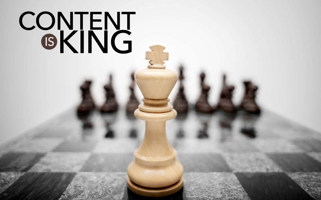 Content is everything