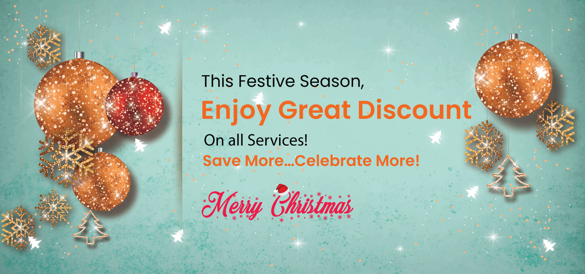Christmas Offer on Web Design and Digital Marketing
