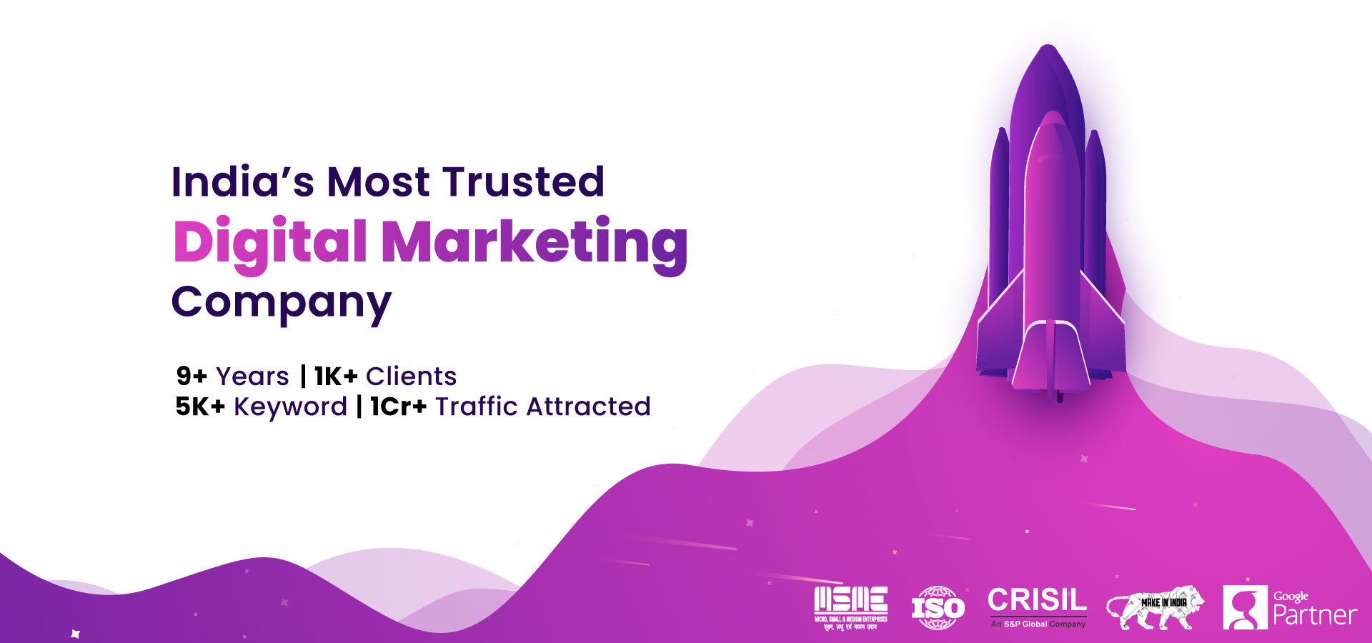 Trusted Digial Marketing Company, India